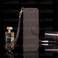 Cajas de billetera para iPhone 13 12 11 Pro X XS MAX XR 8 7 Multifuncional Embrague Detalle de cuero de lujo de lujo con tragamonedas con tragamonedas Forgalaxy S21 S20 S10 Note20 10