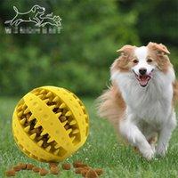 Interessantes Design Hundespielzeug Beißender Ball für Zähne Reinigung und Spielen Kreatives Fütterungswerkzeug 125pcs Set Großhandel