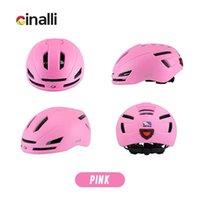 Helmet de moto Cinelli Cycle Cycle Cycle Vélo Vélo Vélo Vélo Hommes Femmes MTV Scooter USB AVERTISSEMENT AVERTISSEMENT