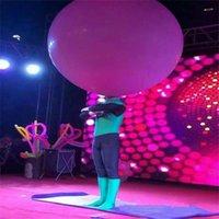 Party Decoration 1pcs Performance Round & Oval Latex Balloons 72 Inchs Wedding Helium Large Ballons Birthday Decora Quality