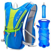 Outdoor Bags Trail Marathon Hydration Running Backpack 10L Women Men Bag Vest Pack For 2L Water Cycling Sport Hiking