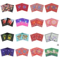 Ramazan Parti Peçete Kare 20 adet / grup Tek Kullanımlık Doku Kağıt Eid Mübarek Mutlu Ramadans Olay Kutlama Sofra Dekorasyon HWE8129
