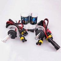 2Pcs 35W Bulbs Kit Car Bulb For H1 H3 55W H7 H11 HID Bi-Xenons H4 Headlight Lamp