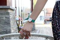 Lmjli - CRRJU Nova Senhoras Exclusivas Flor de Pano de Pulso De Pulso Da Moda Mulheres Vestido Assista Tecido de Alta Qualidade Relógio Doce Meninas Pulseira relógio