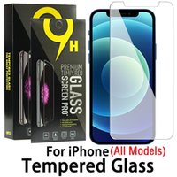 Screen Protector Film for iPhone 12 11 13 Pro Max X Xs Max 8 7 6 Plus For Samsung J3 J7 Prime 2018 LG stylo 4 Tempered Glass