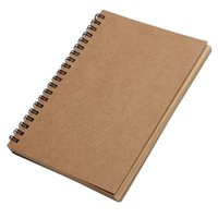 الرجعية دوامة لفائف كراسة الرسم دفتر يوميات مجلة طالب ملاحظة سادة كتاب مذكرة Ootdty