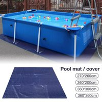 Pool & Accessories Swimming Cloth Support Cover Inflatable Dust Cushion Good Quality