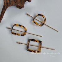 Hair Accessories Vintage Clip Wedding Acetate Jewelry Stick Tiara Fashion Bride Women Bijoux Cheveux