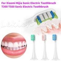 Lekich Love for Xiaomi Mijia Sonic spazzolino elettrico TESTE T300 T500 T500 U-style 3d Sbiancimento spazzolino da denti con coperchi di protezione