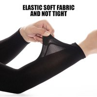 Sports Gloves 2PCS Vcoros Arm Sleeves Sun UV Protection Long Cover Cooling Warmer For Running Golf Cycling Outdoor Sport Summer