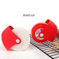 Accessoires de l'outil Manuel Rouleau de rouleau Pâtisserie Biscuit Biscuit Dough Machine Cuisine Cuisine Gadget Creative Plastic ZJTL0083