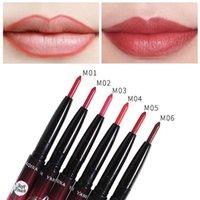 Lip Pencils Liner Pencil Women's Lasting Long Waterproof Moisturizing Anti-fade Matte Lipstick Glamor Beauty Cosmetics Makeup Tools