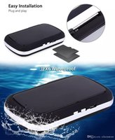Activity Trackers HBUDS Smart GPS Tracker LK208 Solar Power Charge Standb Waterproof Cargps System 2G 5000mAh Battery