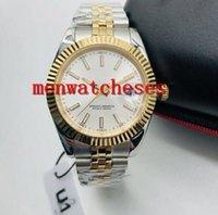 Orologio da uomo 41mm Movimento automatico Acciaio inossidabile Orologi in acciaio inox Uomo 2813 Designer meccanico DATEJUST DATEJUST Watches Fashion WristWatches Reloj
