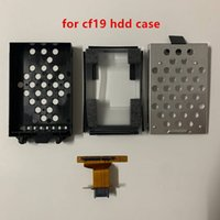 Hot Toughbook cf19 laptop hard disk drive SATA HDD Caddy laptop CF-19 CF 19 SATA HDD Hard Disk Drive Case with Cable Adapter