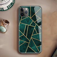 Luxury Brand LOGO 3 in 1Defender Phone Cases Crashproof Scratchproof Temper Glass For iPhone 13 13Pro 12 12Pro 11 Xs Max Xr X 8 7 6s Samsung Series