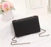 Fashion Women Cowhide Leather Handbags Lady Chain Designers Shoulder bag Crossbody Purse Wallets Purses