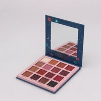 Wholesale Huda Beauty 16 Colour Eye Shadows home Blush And Highlight Multifunctional Makeup Palette Cosmetics