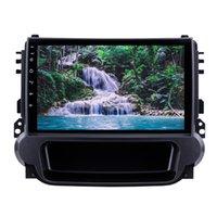 Chevy Chevrolet Malibu 2012 - 2014 스티어링 휠 컨트롤 9 인치 안드로이드 10 라디오 GPS를위한 자동차 DVD 플레이어