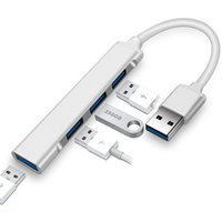 USB 3.0 HUBS 4 Port Adapter Multi 2.0 Splitter High Speed Extension for Macbook PC Computer Accessories