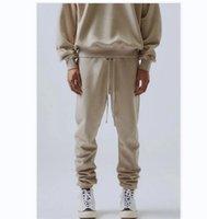 Calças Mens High Street Calças para homens reflexivo Sweatpants Casuais Homens Hip Hop Streetwear Tamanho Asiático