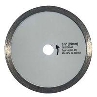 """RIM 타일 블레이드 89x2.0x11mm 3.5 """", 미니 핸드 원형 톱, 세라믹, 화강암 대리석 절단 디스크를위한 액세서리 스페어 커팅 디스크."""