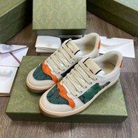 Chaussures décontractées de couleurs vives fiables 2021 largement utilisées High Sale forte impact visuel fortement apprécié avec la boîte d'origine