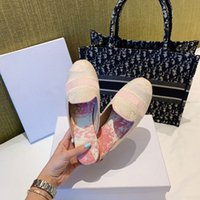2021 Spring Summer Muller Chaussures Chaussons Chaussons pour Femmes Pour porter des broderies D
