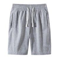 Шорты спортивные пробежки мужчины плюс размер сплошной цвет шкалы фитнес пятый штаны Homme Ropa de Hombre