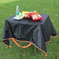 Outdoor Pads Portable Picnic Mats Camping Ground Mattress Waterproof Blanket Double-sided Foldable