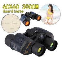 HD Professional 60x60 3000M Outdoor Waterproof Telescope Hig...