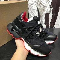 패션 spikesock 남자 운동화 네오프렌 붉은 하단 신발 야외 스포츠 파티 결혼식 T 품질 브랜드 남성 디자이너 트레이너 EU35-46 MJH002
