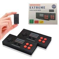 Ручной игровой игрок, построенный в 620/818 Поддержка AV / Вывод Vedio Console с беспроводным двойным геймпадом портативных игроков