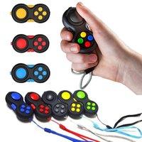 2021 Antistress Speelgoed voor Volwassenen Kinderen Kids Fidget Pad Stress Relief Squeeze Fun Hand Hot Interactive Toy Office Children Molar
