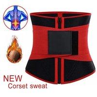 Women's Shapers Fitness Slimming Back Support Waist Training Elasticity Belt Women