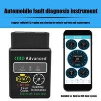 Code Readers & Scan Tools ELM327 V2.1 Bluetooth-compatible 5.1 OBD2 Scanner Automotive Analyzer Diagnostic OBDII Car Engine Fault Reader