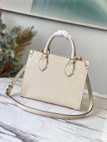 2021 أكياس المصممين الفاخرة حقيبة يد onthego حمل إمرأة الفوضى حقيبة الكتف سيدة leathertotes محفظة crossbodys