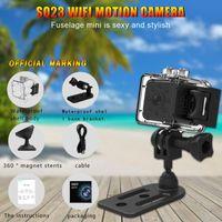 مصغرة كاميرات IP كاميرا WiFi الرؤية الليلية SQ23 SQ13 كامل HD كاميرا لاسلكية معدات مراقبة ذكية
