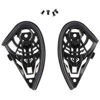 Motorcycle Helmets Plastic Shield Gear Base Visor Plate Accessories Helmet With Screws Lens Left Right Durable Tool For K4 K1 SV K5
