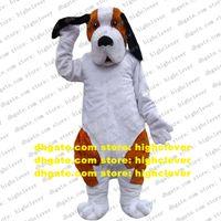 Basset Hound Dog Springer Spaniel Begle Cocker Spaniels Талисман костюм для взрослых персонаж веселый забавный бренд Image ZX560