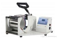 Taza de la taza digital Máquina de la prensa de la transferencia de calor Sublimation Coffee Latte Tazas de impresión Máquina para las gafas de cerámica