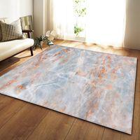 Black White Marble Printed Bedroom Kitchen Large Carpet for Living Room Tatami Sofa Floor Mat Anti-Slip Rug tapis salon dywan 389 R2
