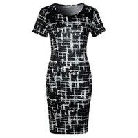 Women's Swimwear Spring Women Dress Bandage O-neck Slim Bodycon Short Sleeves Club Midi Dresses 2021 Fashion Girls Plus Size