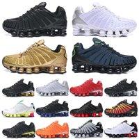 Ayakkabı Eğitmenler TL Erkek Koşu Açık Üçlü Altın Siyah Gri Kil Turuncu Gündoğumu Hız Kırmızı Bayan Moda Spor Sneakers Boyutu 36-46