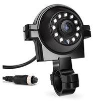 Новый ночной видение светочувствительный автобус вперед-глядочный HD-камера Truck Blue Spot Вид Светодиодный автомобиль Мониторинг Реверсивное изображение