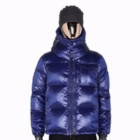 2022 Designer men's down parka jacket winter European and American style clothing fashion ladies couples high-quality luxury warm ski jackets- classic authentic
