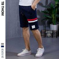 TB Thom casual sports men's shorts Capris cotton guard pants summer new