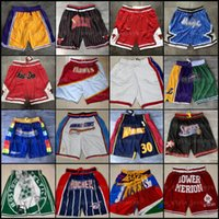 Just Mitchell Ness Don Pantalone authentique Pantalones Supersonic Retro