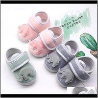 İlk Yürüyüşe Bebek, Çocuklar Maternityclass Pamuk Karikatür Doğan Kızlar Bebek Ayakkabı Prewalkers Beşik Ayakkabı Bebek Erkek Ayakkabı Bırak Teslimat 2021