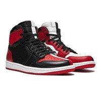 1 ثانية منتصف كرة السلة أحذية للرجال الرئيسية تحية جديد الحب الصاعد من العام جنوب الشاطئ مصمم الرجال الرياضة أحذية رياضية 6.5-11